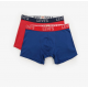 Levis 200sf  red optical zigzag boxer brief