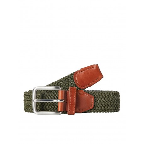 JACSPRING WOVEN FOREST  BELT JACK JONES