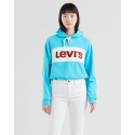 levis cb cinched hoodie colorblock