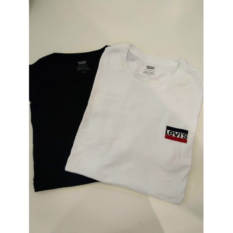 levis crewneck graphic 2pack