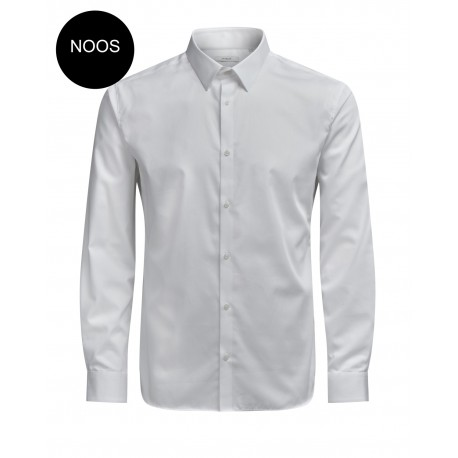 jprnnon iron shirt white  Jack Jones