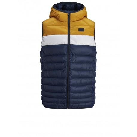 jjebomb body warmer hood jack jones