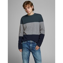 jorflash knit crew neck jack jones