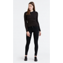 levis 710 innovation super skinny black