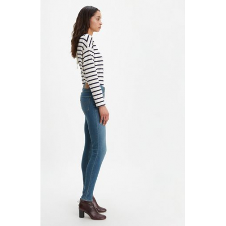 levis 721 high rise skinny los angeles sun