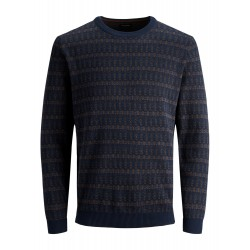 jprjaxon knit crew neck jack jones