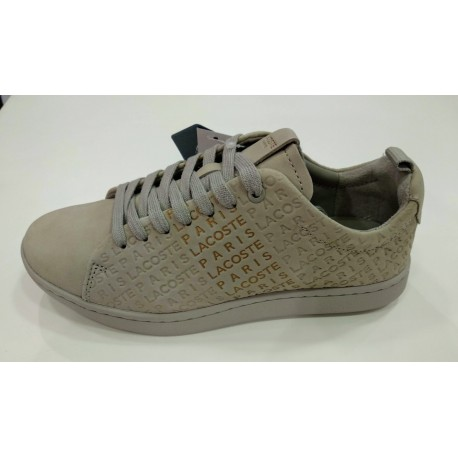 zapatilla carnaby evo 319 lace-up lacoste