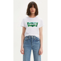 The perfect tee 2.0 G2.0 leaf filled Levis