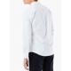 strech oxford shirt white  Dockers