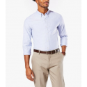 strech oxford shirt delft Dockers