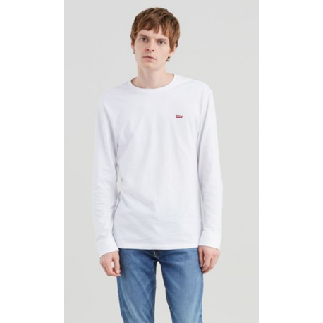 levis original hm tee ls cotton+patch