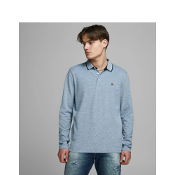 jprpaulos play blue polo ls jack jones