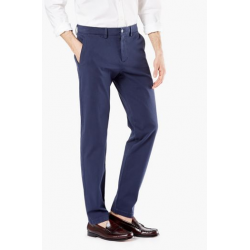 dockers smart 360 chino taper maritime blue