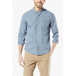 Alpha Icon shirt dobby deep  Dockers