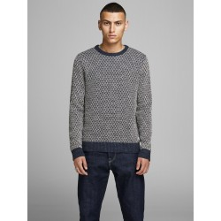 Jprdeep knit crew neck Jack Jones
