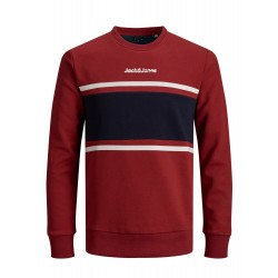 jorcaine sweat crew neck jack jones