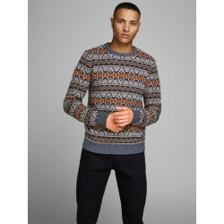 jprhowel knit crew neck jack jones