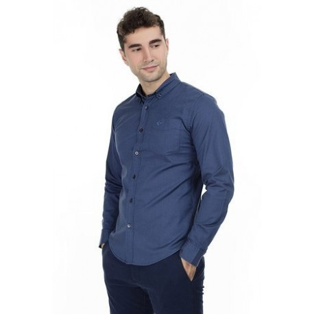 camisa oxford strech dockers