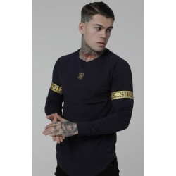 Siksilk l/s teach  tee