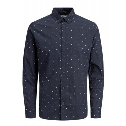 jcoaop shirt ls plain jack jones