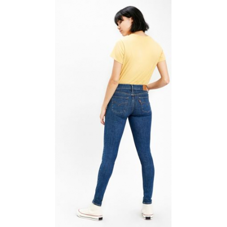 levis 710 innovation super skinny echo vibes