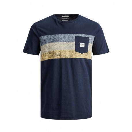 jorlangley tee ss crew neck jack jones