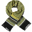 ladies scarf lime light  garcia jeans