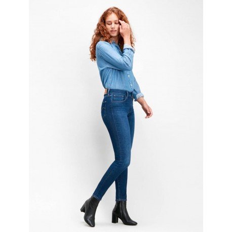 levis 721 high rise skinny out on a limb
