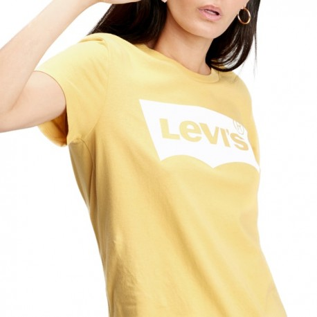 levis the perfect tee bw t2 ochre