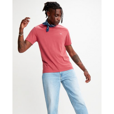 The original tee patch og tee  earth red levis