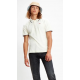 Levis original batwing polo marshmalow