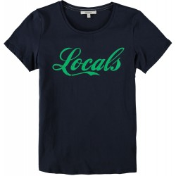 camiseta locals dark moon garcia jeans