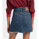 Levis decon icnic bfly skirt meet in the midle