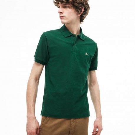 polo classic fit green 132 Lacoste