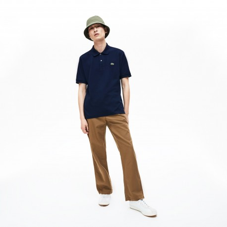 polo classic fit navy blue 166 Lacoste