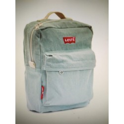 mochila pack baby-iced light blue levis