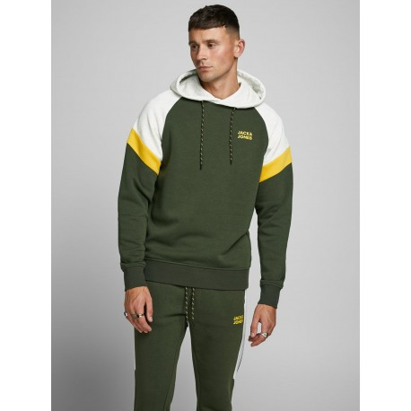 jjpoul sweat hood jack jones