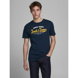 jjelogo  tee ss o-neck jack jones