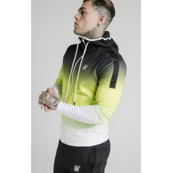Tri fade Agility Through Hoodie black furo Siksilk