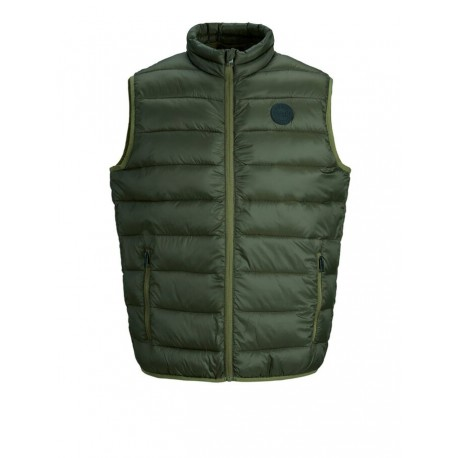 jjemagic bodywarmer collar rosin jack jones