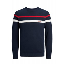 jjsmith knit crew neck jack jones