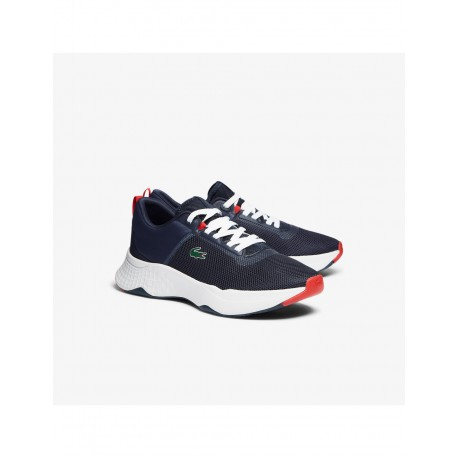 court drive 0721 navy white lacoste