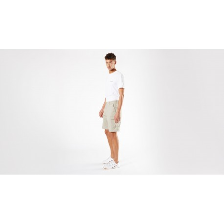 dockers t2 tech cargo short taupe sand