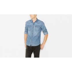 camisa vaquera barstow western  Levis