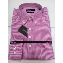 camisa de cuadro vichy  Lord Anthony
