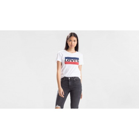 The perfect tee sportwear logo Levis