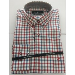 camisa de cuadros regular fit Lord Anthony