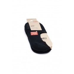 calcetines negro liso  Levis 168sf  low rise 2p