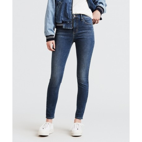 Levis 720 high rise super skinny pave de way