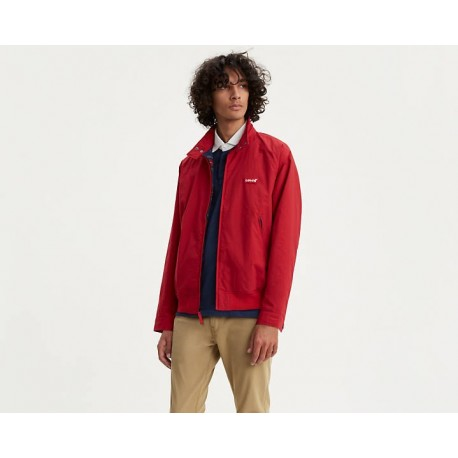 Barracuda Crimson jacket red Levis